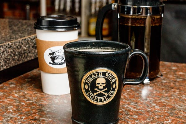 Hot Death Wish Coffee