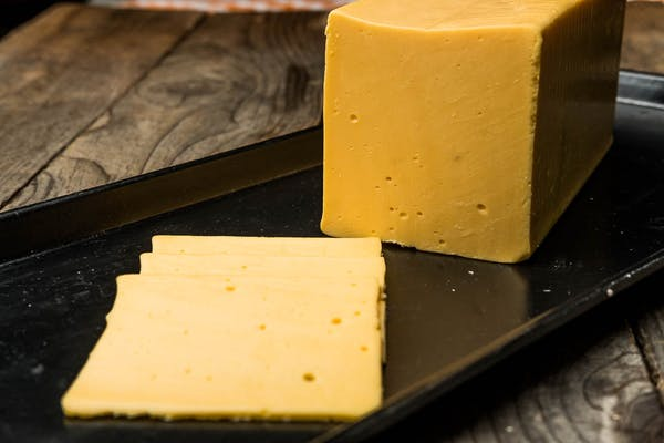 Yellow American Cheese (Sliced)
