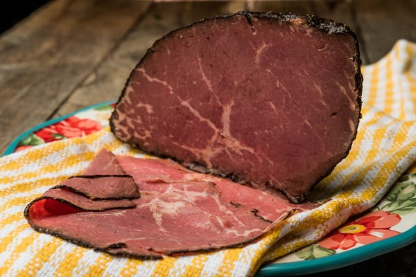 Pastrami (Sliced)