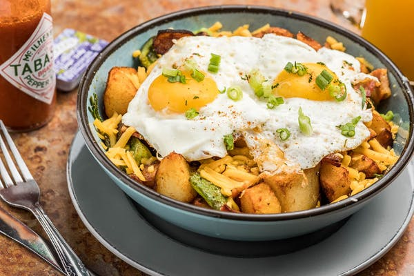 Potatoes Breakfast Bowl