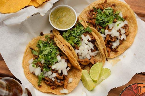 Taqueria Style Taco