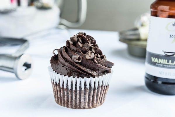 XXX Chocolate Cupcake