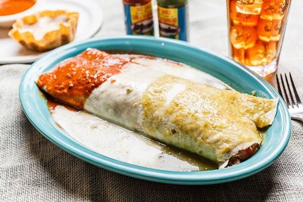 Burrito Macho Large