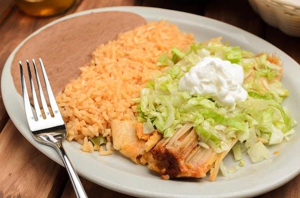 7. Homemade Tamales