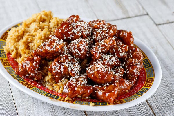 A24. Sesame Chicken
