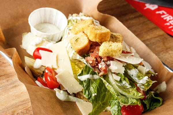 Grilled Ranch Salad
