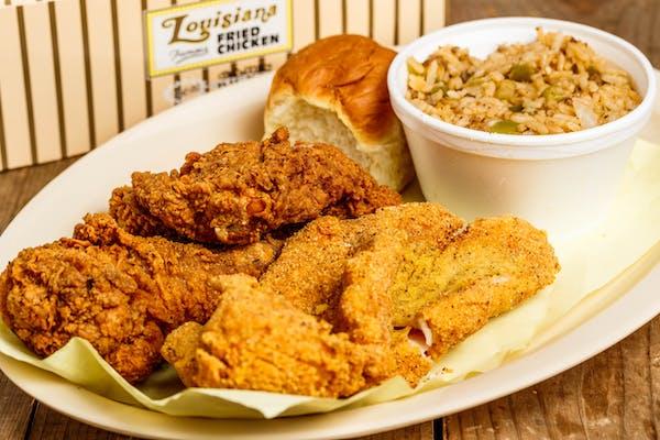 Chicken & Fish Special