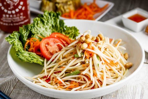 A13. Papaya Salad