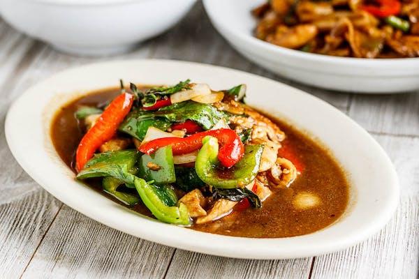 E1. Thai Basil Dinner