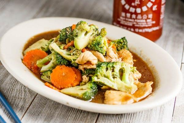 E3. Broccoli Dinner