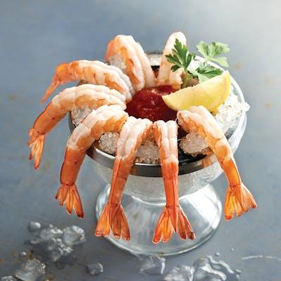 Traditional Shrimp Cocktail