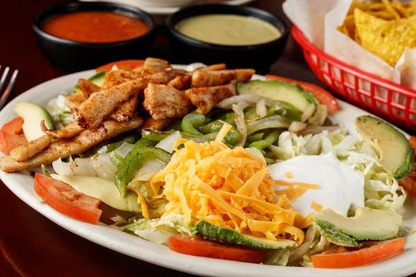 53. Salad Supreme