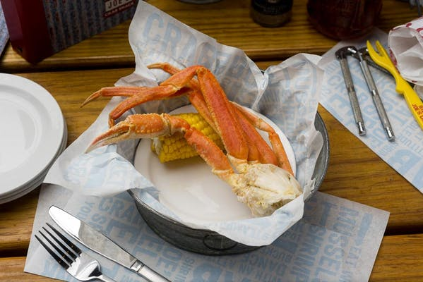 Kid's Snow Crab