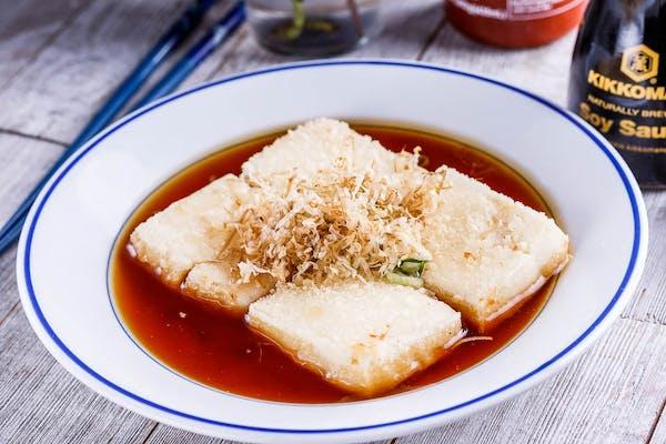 Aged Dashi Tofu