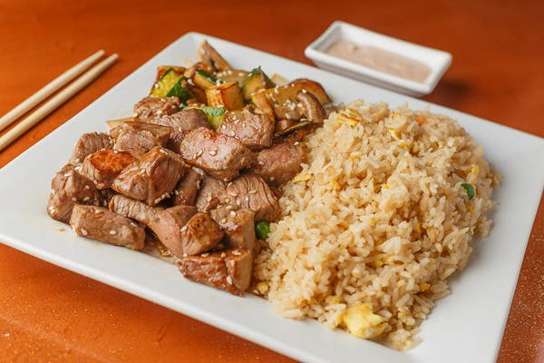 Filet Steak Hibachi