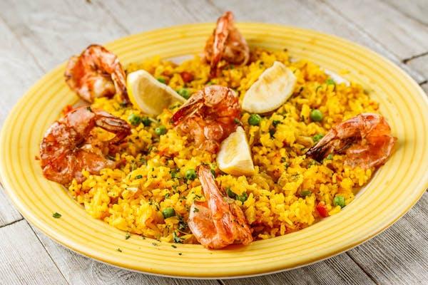 Shrimp Catalan