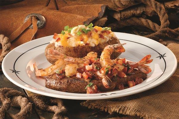 Southwest Steak & Shrimp