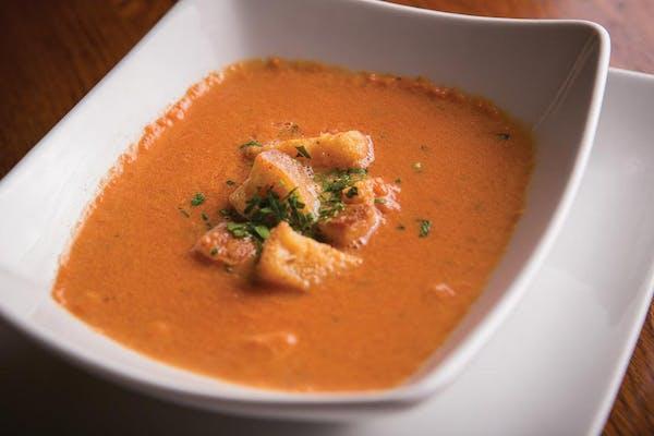 Sherry Tomato Soup