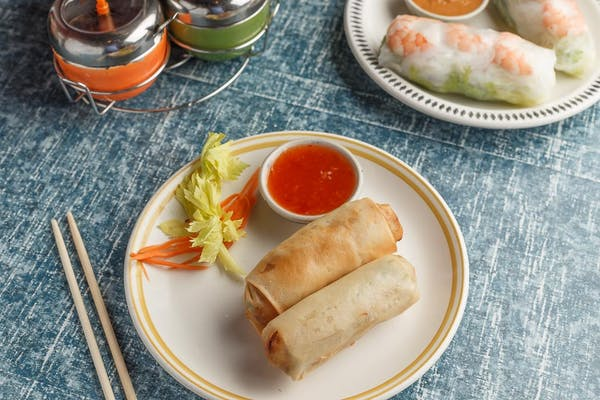 Aie's Egg Roll