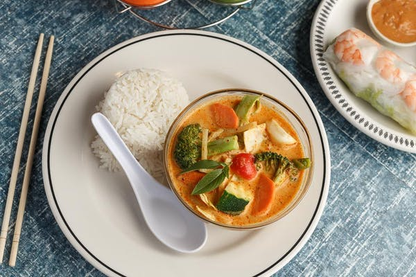 Red or Yellow Curry