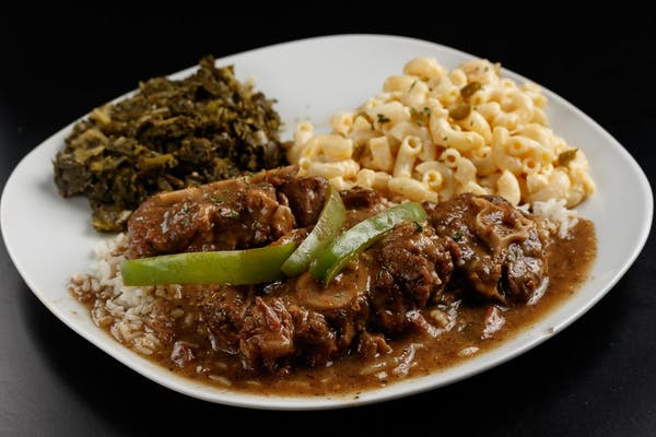 Gourmet Oxtails