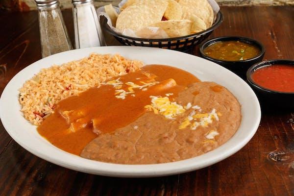 Enchiladas Dinner