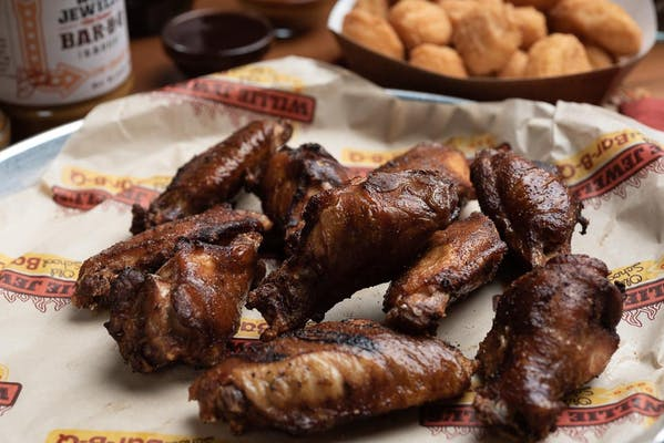 WJ's Smoked Wings