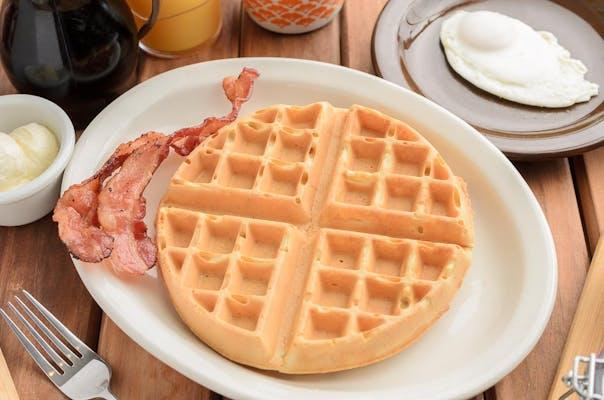 Belgian Waffle Combo