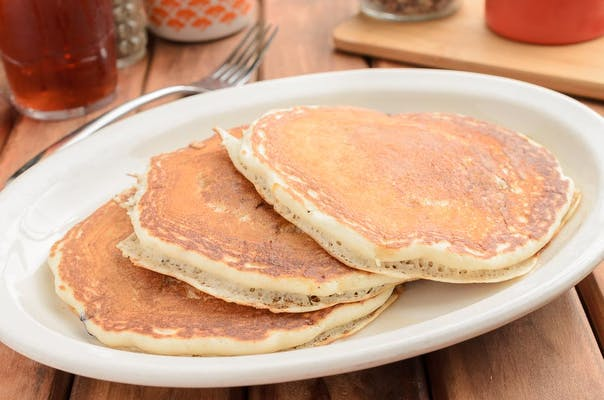 3 Large Buttermilk Pancakes