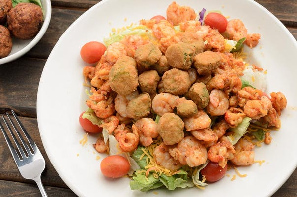 Gumbo Salad