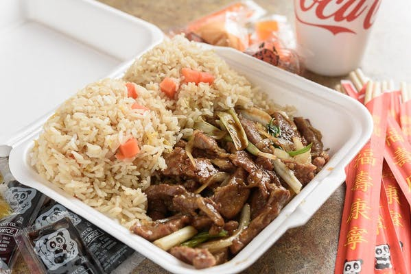 B1. Mongolian Beef