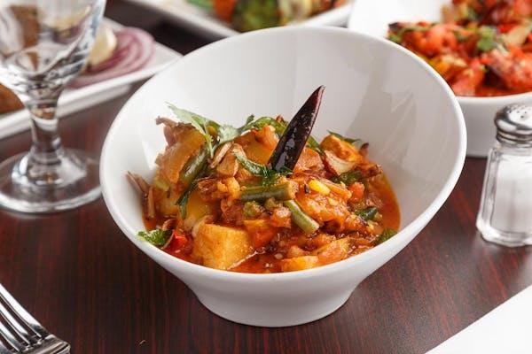 Kadai Shrimp