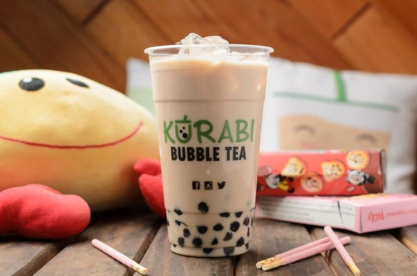 Kurabi Milk Tea