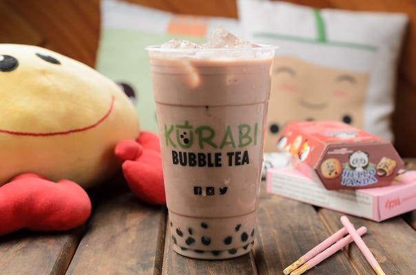 Kurabi Chocolate Milk Tea