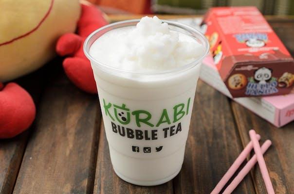 Lychee Milk Tea Smoothie