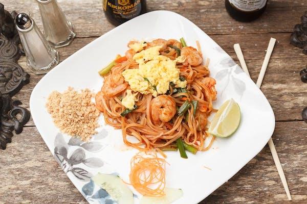 41. Pad Thai Shrimp