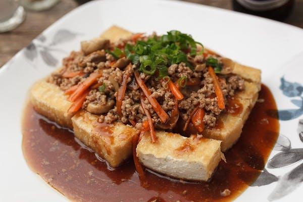 14. Crispy Tofu