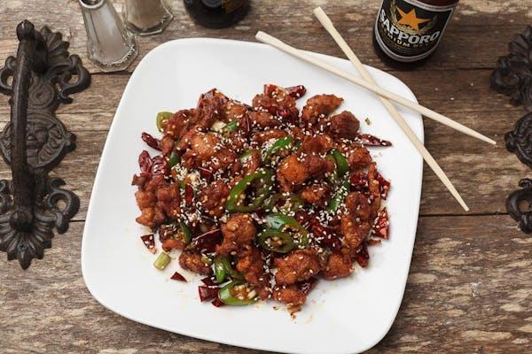 18. Hot & Spicy Chicken