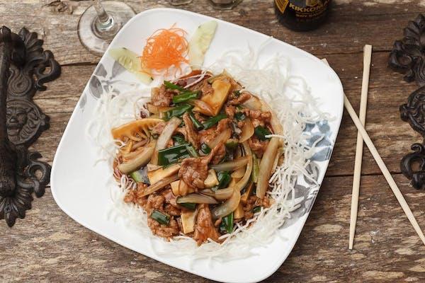70. Mongolian Beef